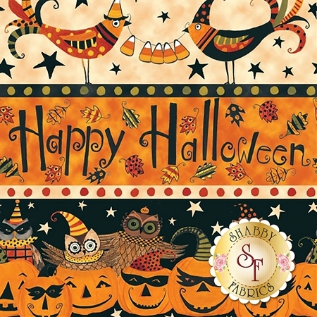 Too Cute To Spook 9110-41 by Blank Quilting