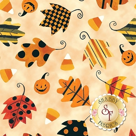 Too Cute To Spook 9115-41 by Blank Quilting