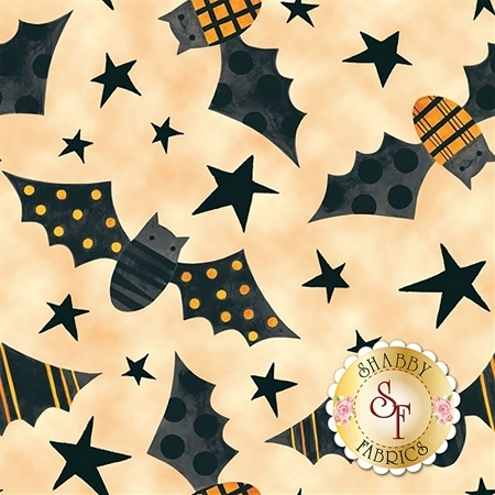 Too Cute To Spook 9117-41 by Blank Quilting