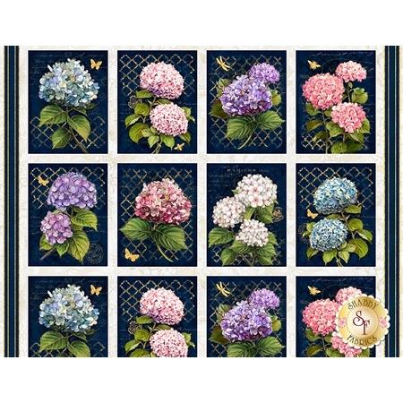 Hydrangea Dreams 96435-143 by Wilmington Prints