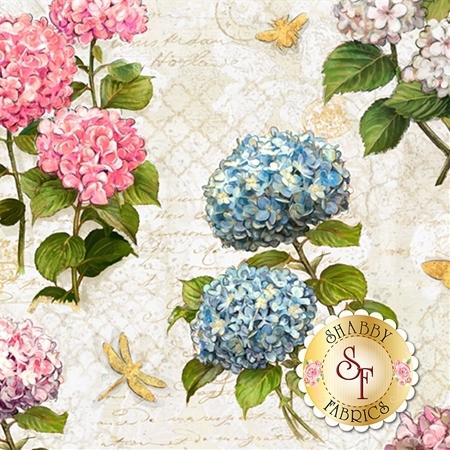 Hydrangea Dreams 96437-134 by Wilmington Prints