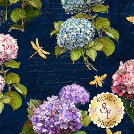 Hydrangea Dreams 96437-434 by Wilmington Prints