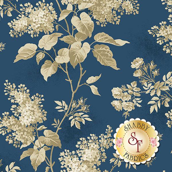 Blue Sky A-8505-B by Edyta Sitar for Andover Fabrics