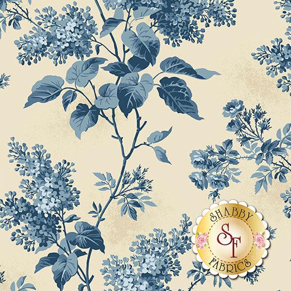 Blue Sky A-8505-L by Edyta Sitar for Andover Fabrics