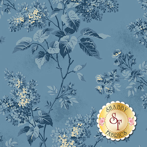 Blue Sky A-8505-W by Edyta Sitar for Andover Fabrics