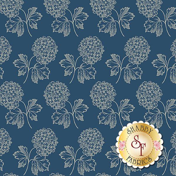 Blue Sky A-8506-B by Edyta Sitar for Andover Fabrics