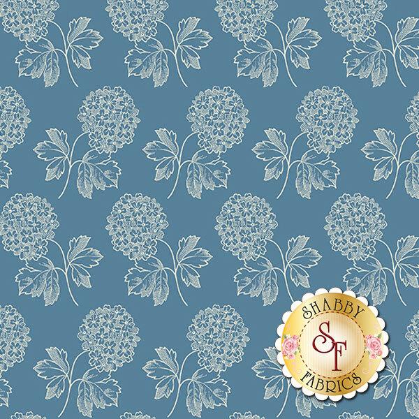 Blue Sky A-8506-W by Edyta Sitar for Andover Fabrics- REM
