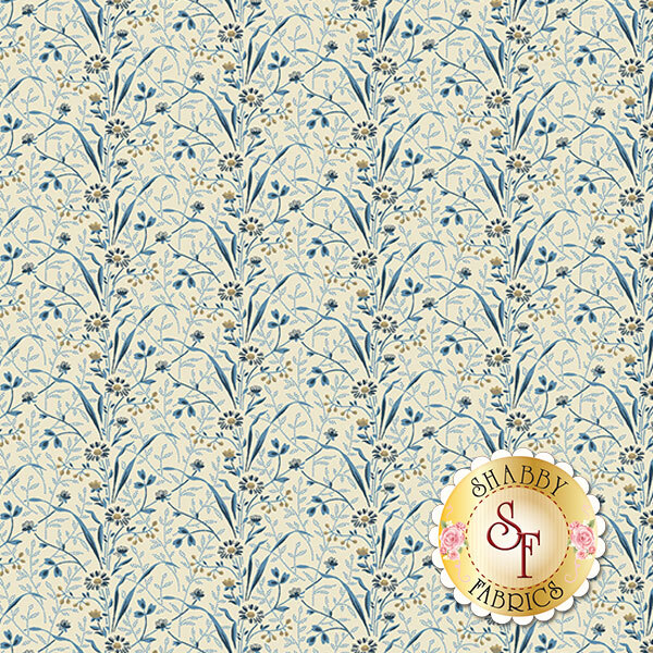 Blue Sky A-8508-B by Edyta Sitar for Andover Fabrics
