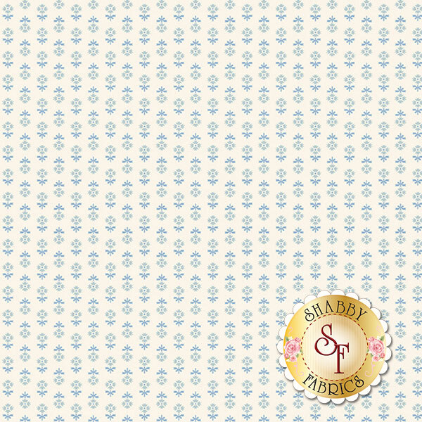 Blue Sky A-8512-W by Edyta Sitar for Andover Fabrics