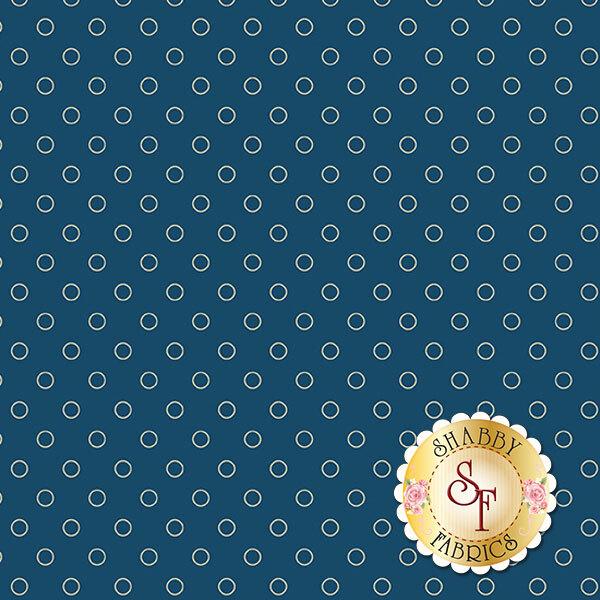 Blue Sky A-8515-B by Edyta Sitar for Andover Fabrics