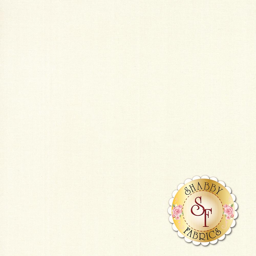 Solid cream fabric | Shabby Fabrics
