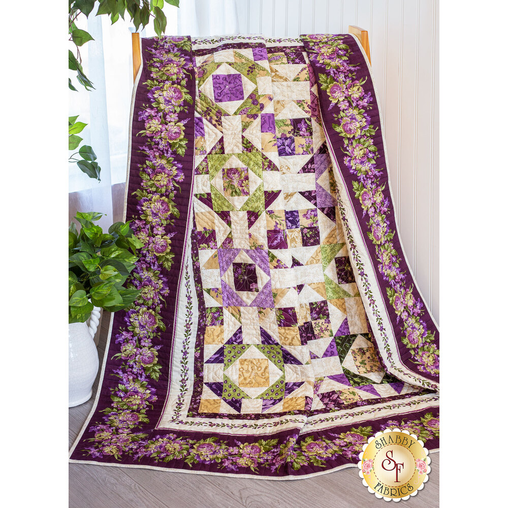 Adored Quilt Kit