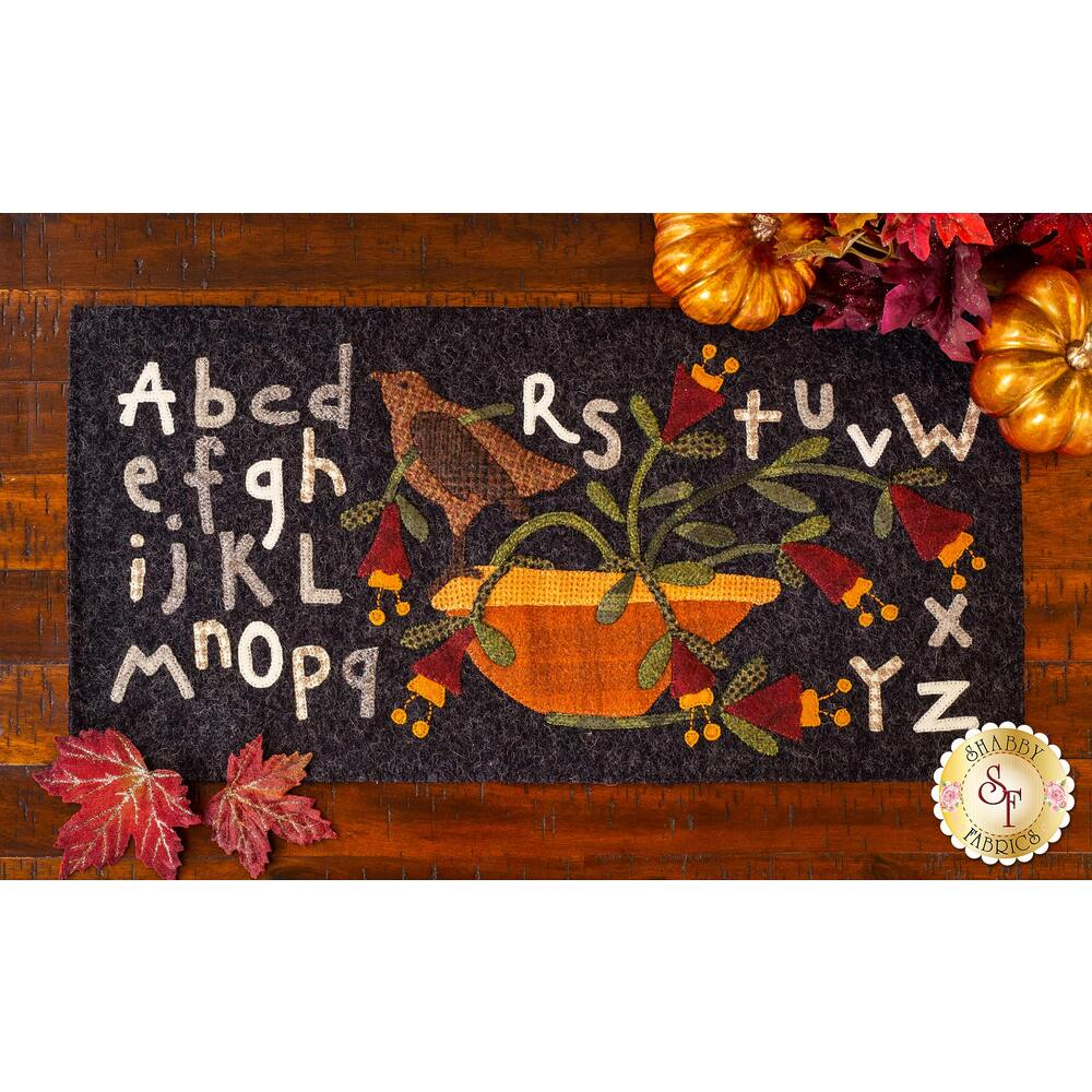 Alphabet Song Kit - In Wool