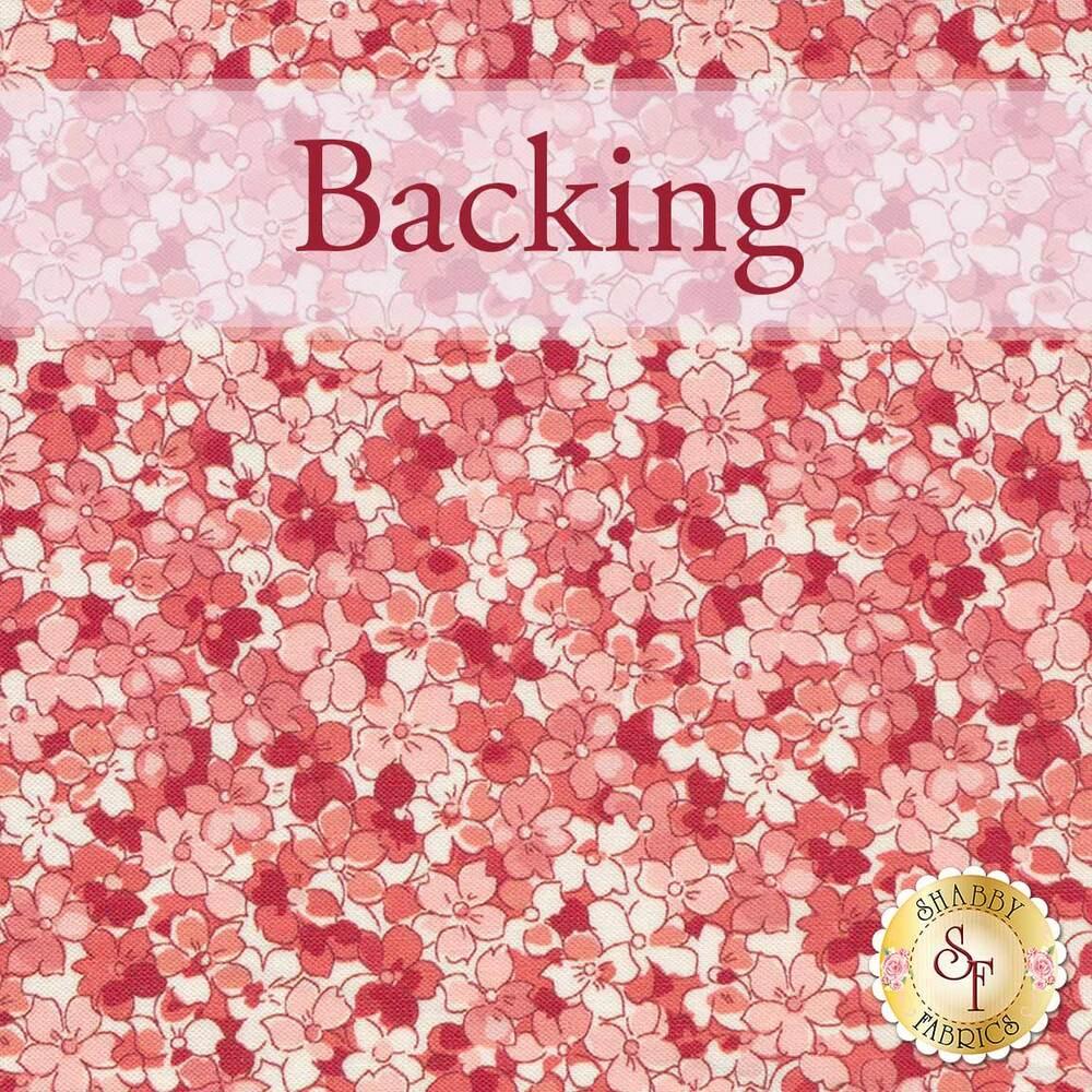 Amelie Rose Quilt Kit - Backing
