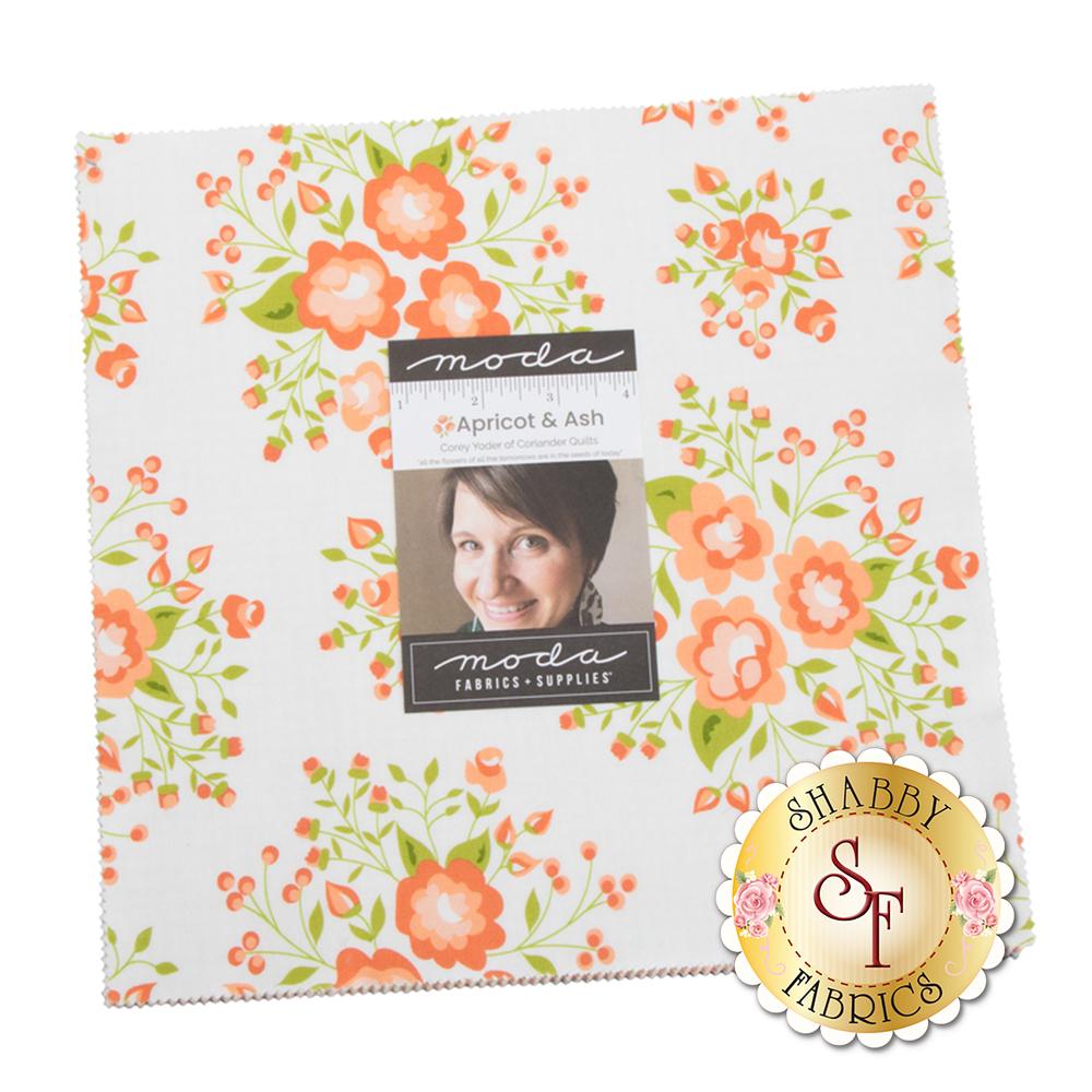 Apricot & Ash Layer Cake | Shabby Fabrics