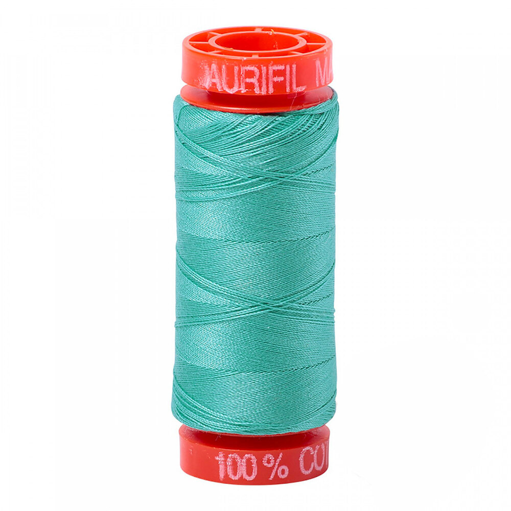 Aurifil Cotton Thread #1148 - Light Jade - 220yds | Shabby Fabrics
