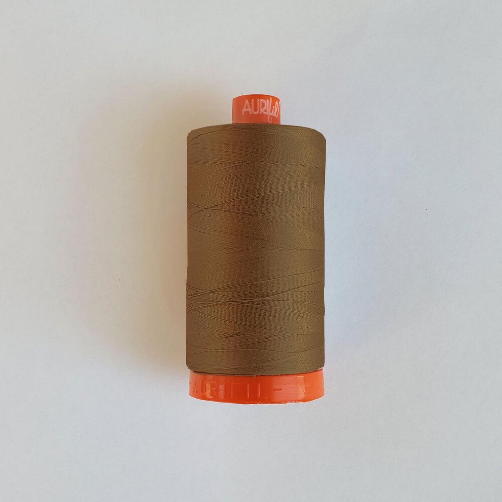 Mako Cotton Thread - Bark - 1422yds | Shabby Fabrics