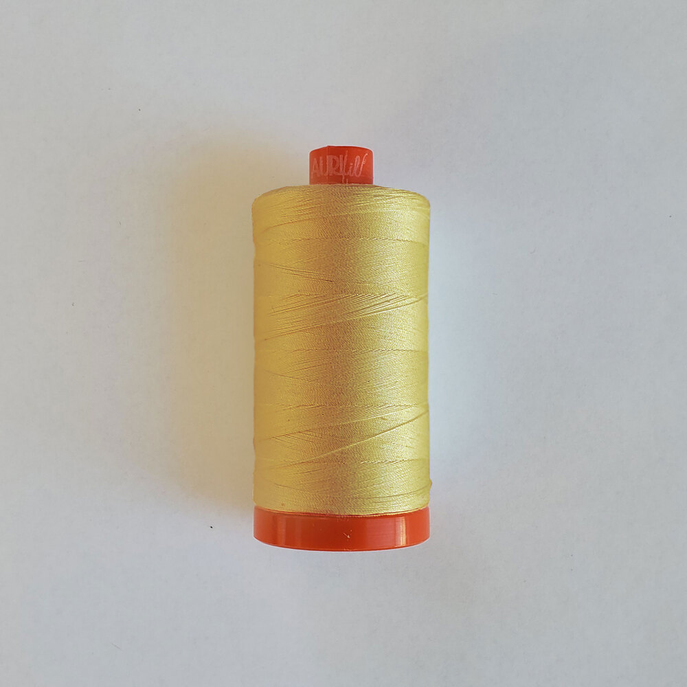 Mako Cotton Thread - Wheat - 1422yds | Shabby Fabrics