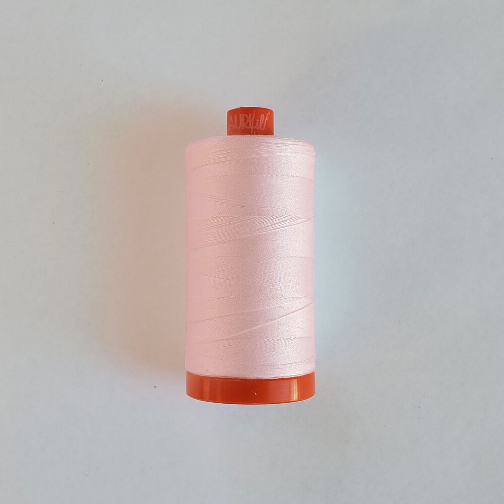 Mako Cotton Thread -  Pale Pink - 1422yds | Shabby Fabrics