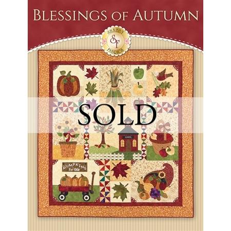 Blessings of Autumn: Original - SAMPLE QUILT