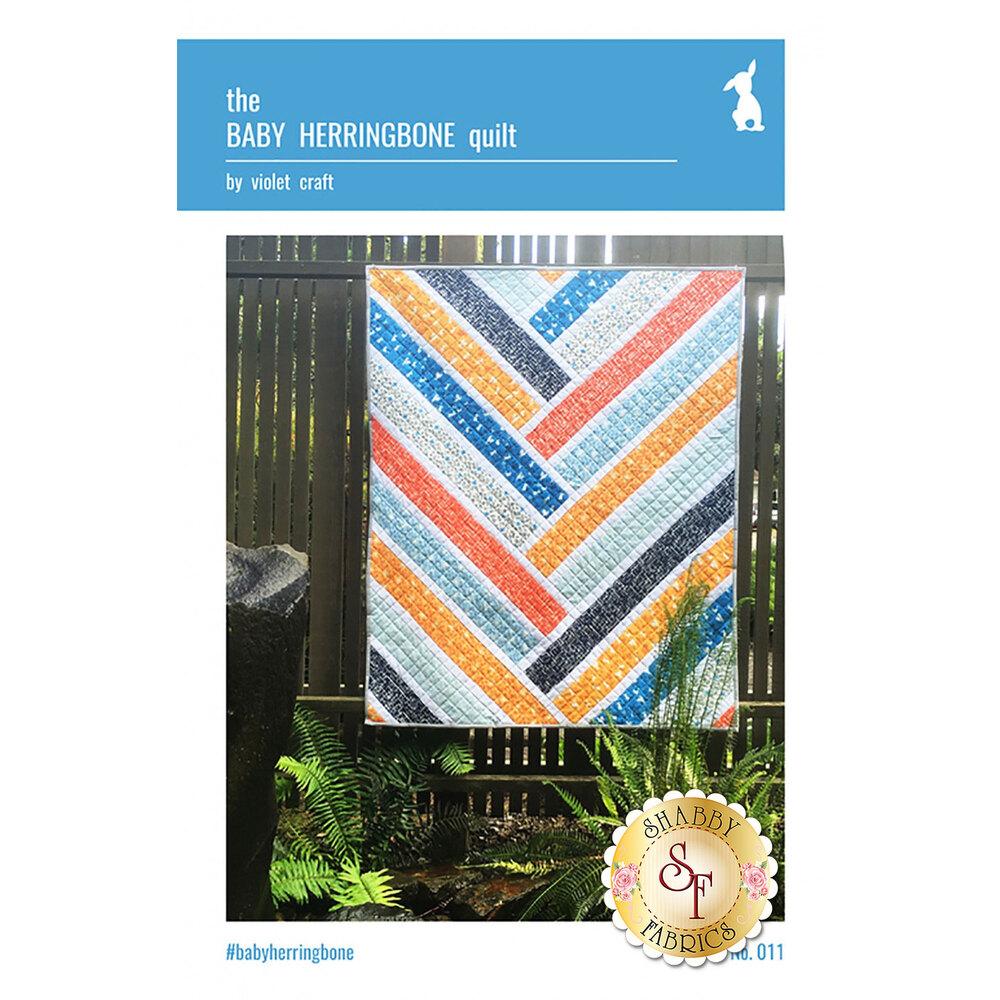 The Baby Herringbone Quilt Pattern