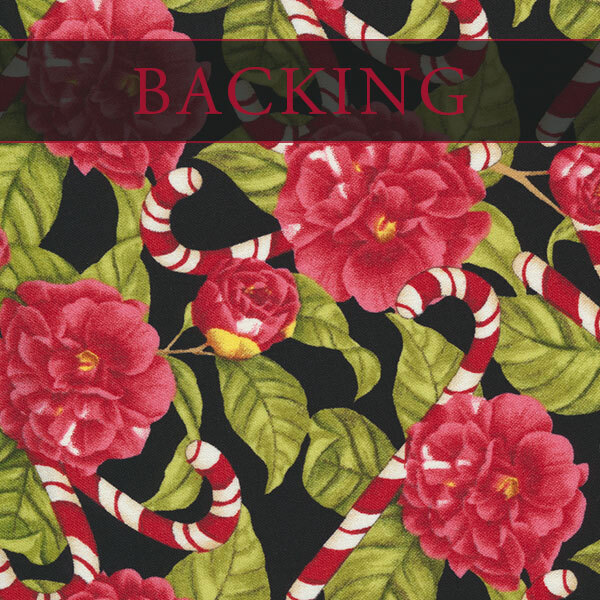 Christmas In The Wildwood - Wall Quilt Backing - 3¼ yards