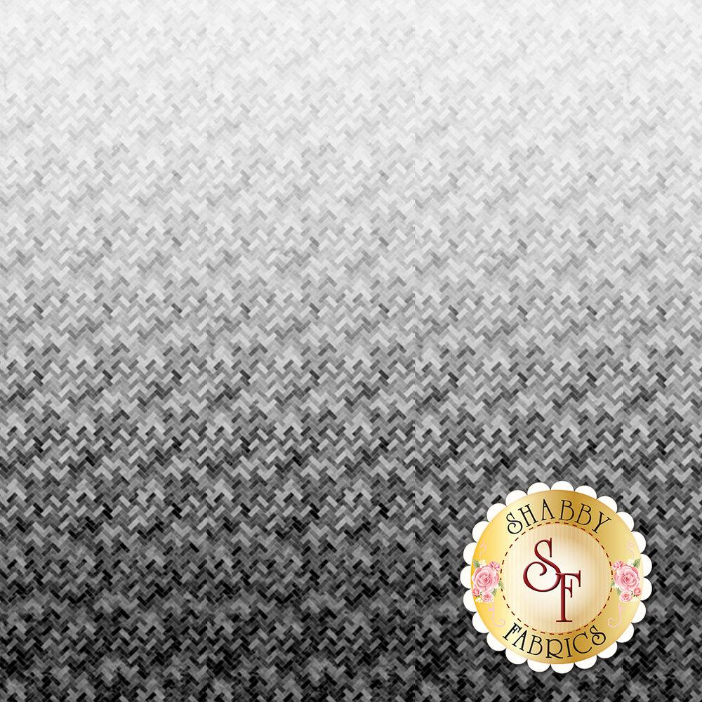 Gray ombre design | Shabby Fabrics