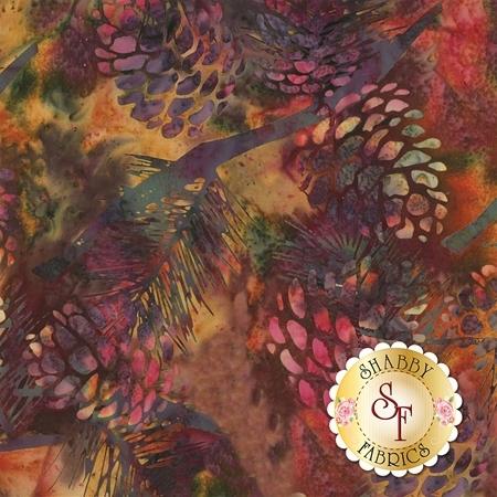 Bali Batiks Q2132-428 by Hoffman Fabrics