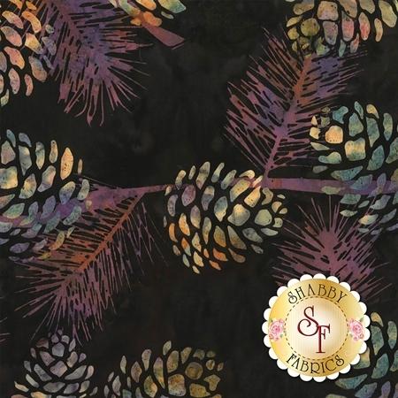 Bali Batiks Q2132-613 by Hoffman Fabrics