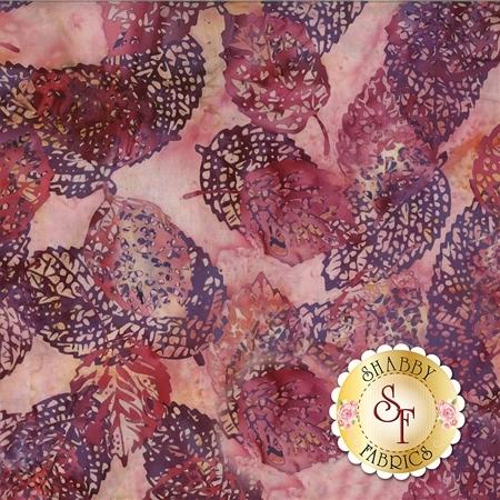 Bali Batiks Q2133-416 by Hoffman Fabrics