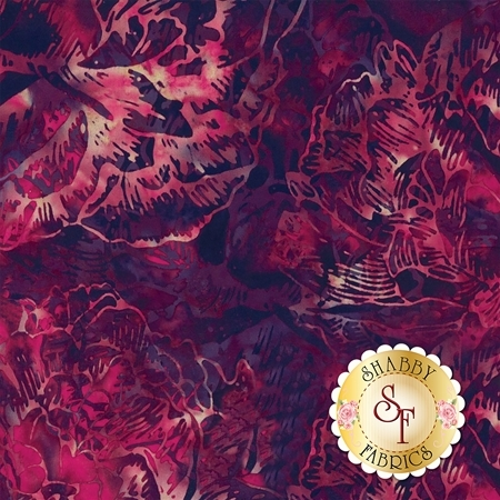 Bali Batiks Q2145-23 by Hoffman Fabrics