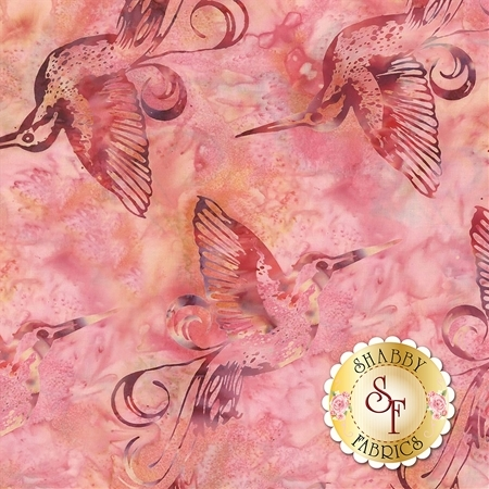Bali Batiks Q2149-416 by Hoffman Fabrics