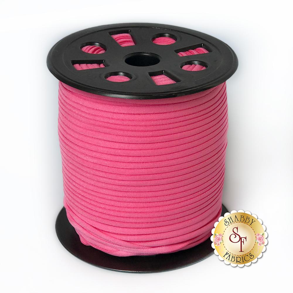 Banded Stretch Elastic Pink 1 6 X 4 Yards