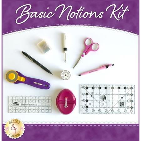 Basic Notions Kit - 10 piece