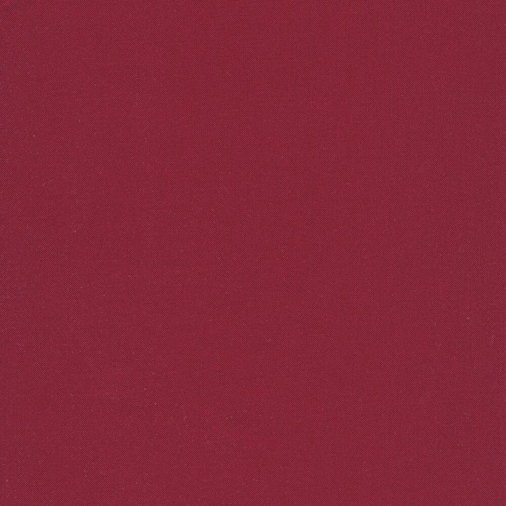 Solid maroon fabric | Shabby Fabrics