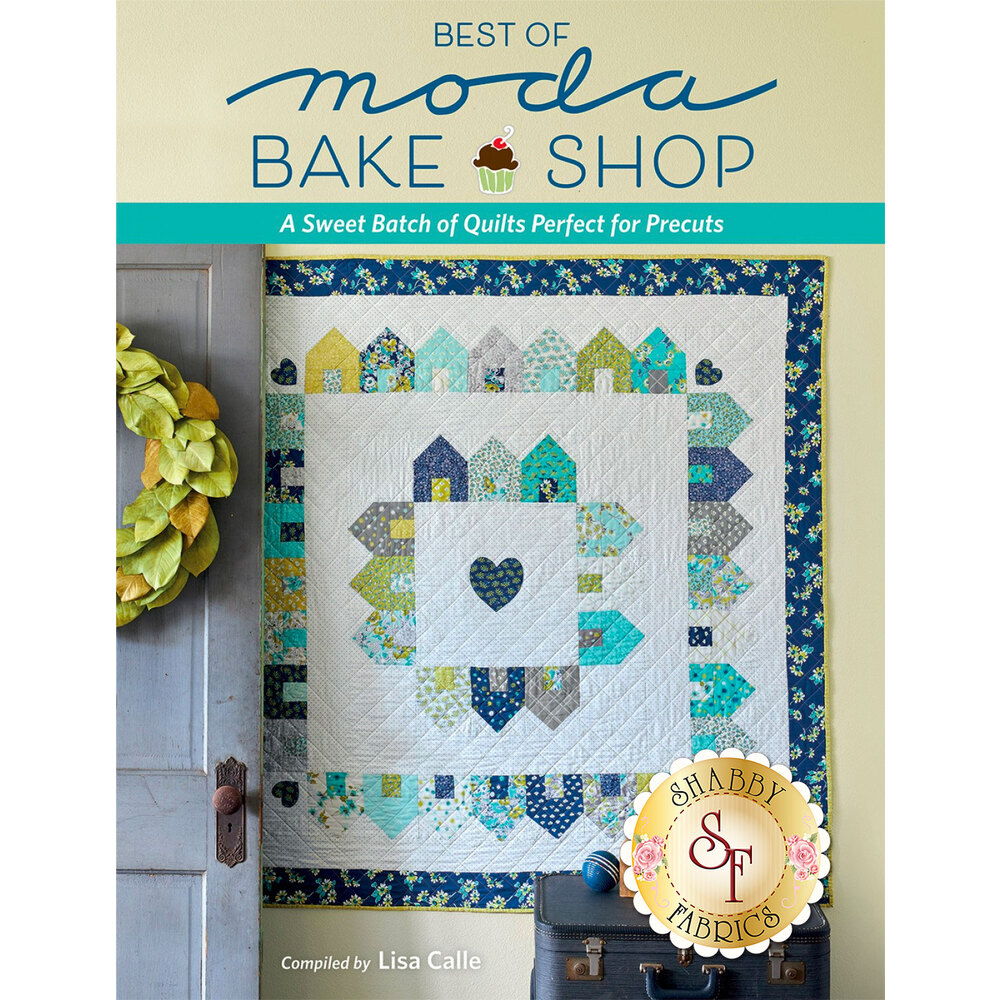 Best of Moda Bake Shop Book | Shabby Fabrics