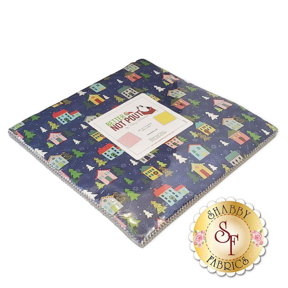 """Better Not Pout 10"""" Square Pack 