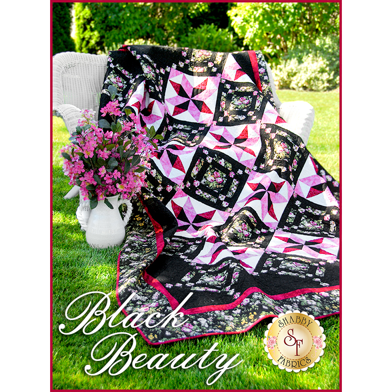 Black Beauty Quilt Kit