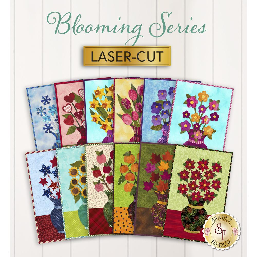 Blooming Series Club - Laser-Cut