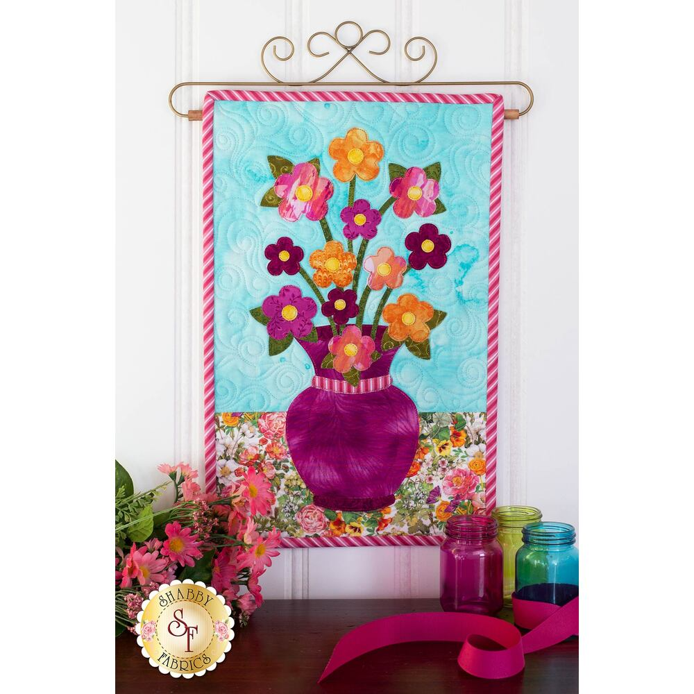 Blooming Series - Daisies - June - Laser-Cut Kit