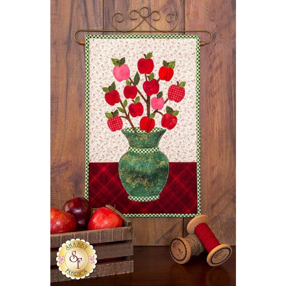 Blooming Series - Apples - September - Laser-Cut Kit