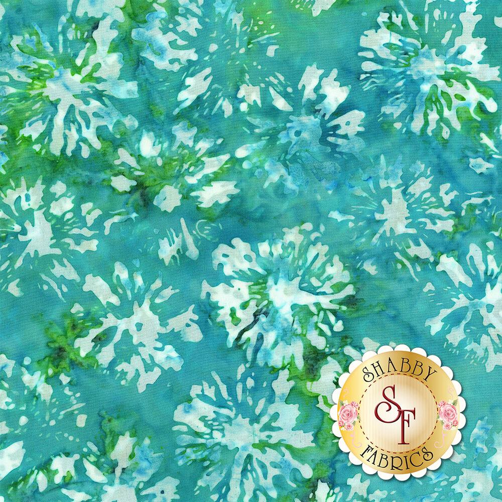 Blossom Batiks Splash 3506-001 by RJR Fabrics