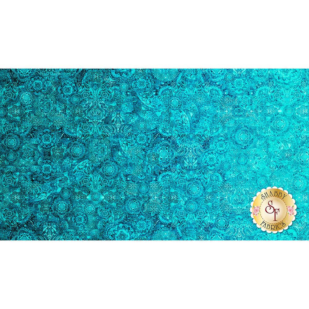 Bohemian Rhapsody 26956-Q Natural Mystic by Quilting Treasures Fabrics