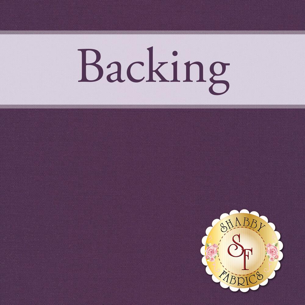 Boomerang Quilt - Purple Backing - 3⅝ yds