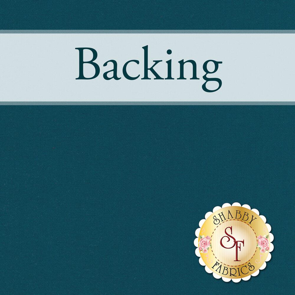 Boomerang Quilt - Teal Backing - 3⅝ yds