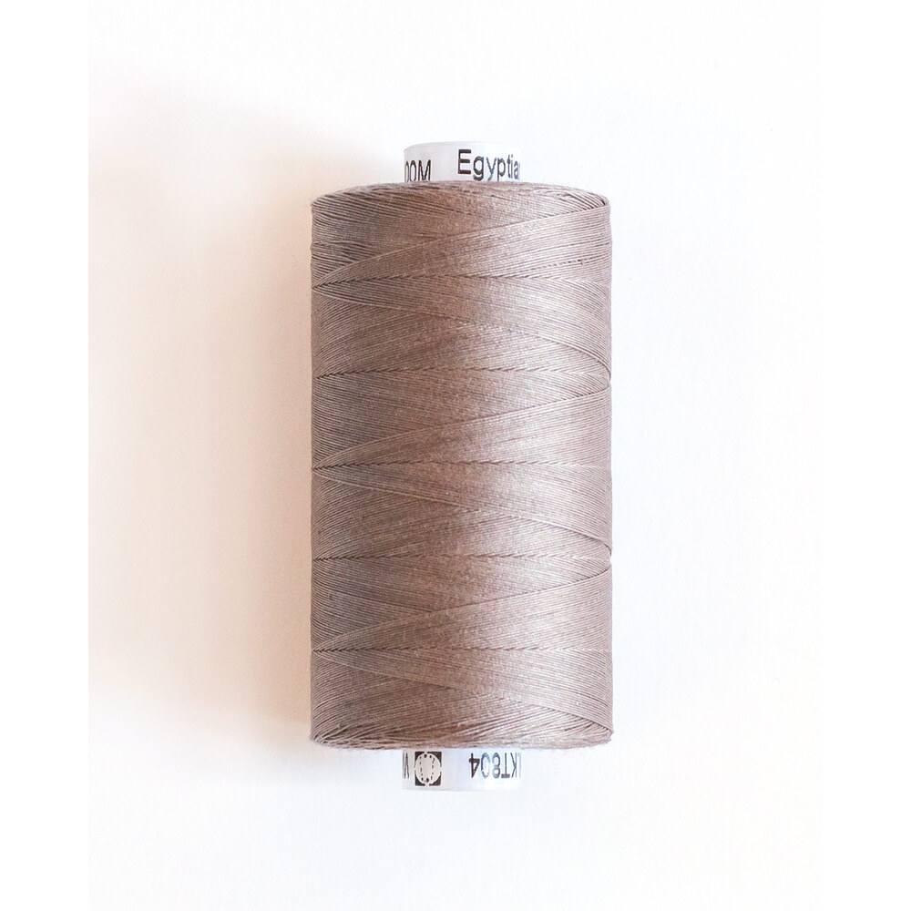 Spool of Konfetti Thread KT804 Brown Grey | Shabby Fabrics