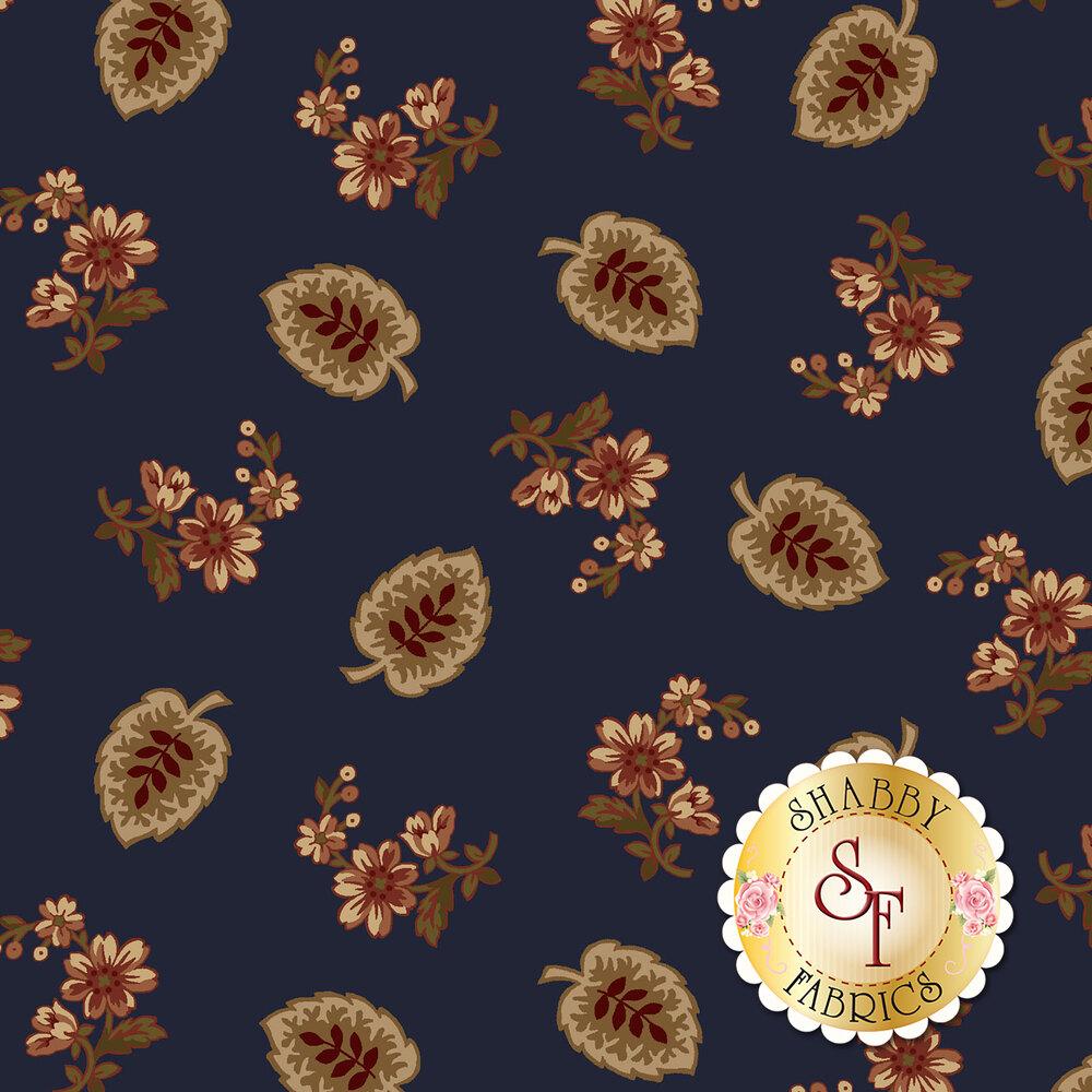 Buttermilk Blossoms 2105-77 for Henry Glass Fabrics