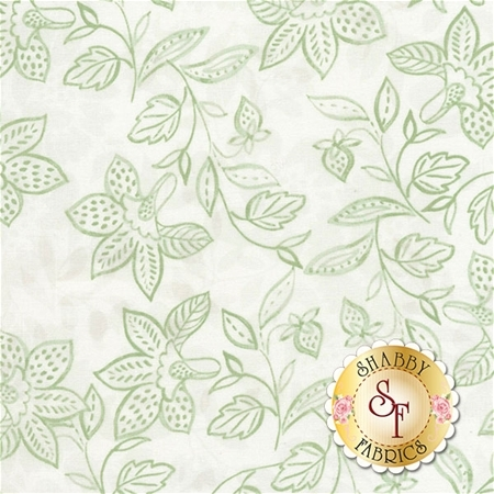 Butterfly Grotto C5682-CREAM by Timeless Treasures Fabrics