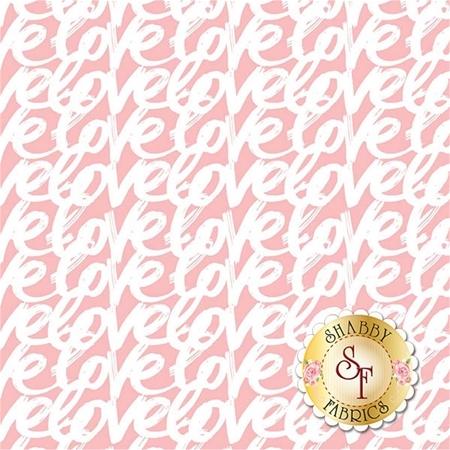 Love Story C7073-PINK by Riley Blake Designs
