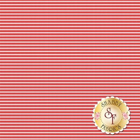 Vintage Adventure C7277-RED by Riley Blake Designs